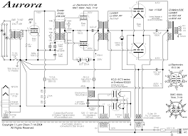 Transformer Coupled Transistor Amplifier Schematic The Amity Raven And Aurora