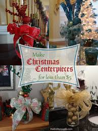 ideas for christmas centerpieces easy and gorgeous christmas centerpieces with supplies from dollar tree