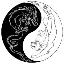 tiger yin yang tattoos 1000 images about yin yang