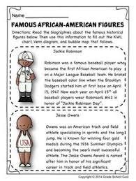 free printable black history worksheets black history month