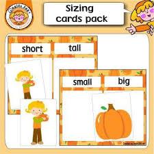 free preschool big u0026 small worksheets u0026 printables