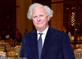Vanity Fair Photo Editor Graydon Carter To Leave U0027vanity Fair U0027 At End Of The Year Daily