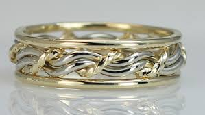 christian wedding bands cord of three wedding rings christian wedding bands made by