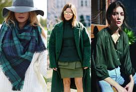 colors that go with dark green clothes ideas fashion rules