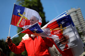 Chile National Flag Pope Begins Latin America Visit In Chile World Malay Mail Online
