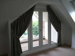 double window curtain ideas decor window ideas