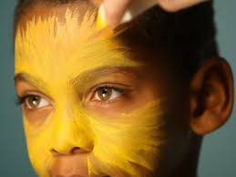 Halloween Makeup Man Kid U0027s Halloween Makeup Tutorial Lion Hgtv