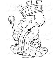 king clipart outline clipartxtras