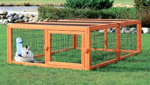 Cheap Rabbit Hutch The Bunny Hut Indoor Rabbit Cages The Good The Bad And The Ugly
