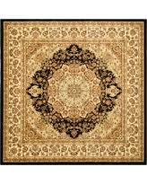 8 Foot Square Rug by Summer Savings On Safavieh Lyndhurst Ivory Floral 8 Foot Square