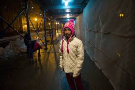 invisible child dasani u0027s homeless life the new york times
