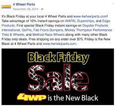home depot 2026 black friday ad 4 wheel parts black friday 2017 sale u0026 deals blacker friday