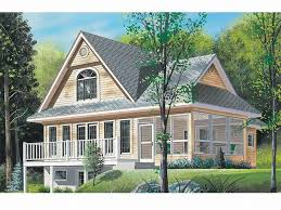 home plans for sloping lots charming house plans for front sloping lots ideas image design