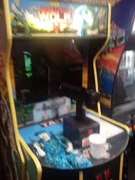 have you ever found rare arcade machines at strange places neogaf