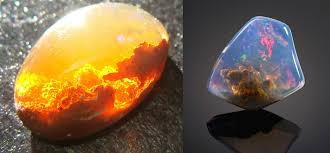 composite natural opal 20 gemstones that look like they come from another galaxy page 4