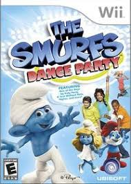 smurfs dance party smurfs wiki fandom powered wikia