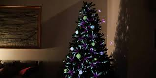 this christmas tree has 3d mapped lighting and it u0027s stunning