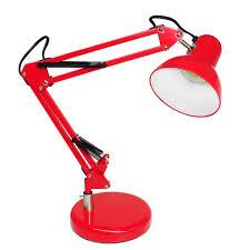 angle desk lamp led gu10 240v red 5w mr resistor lighting