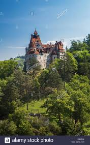 romania transylvania bran city bran castle dracula castle