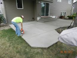 Sted Concrete Patio Designs Removing Stain In Stained Concrete Patio All Home Design Ideas