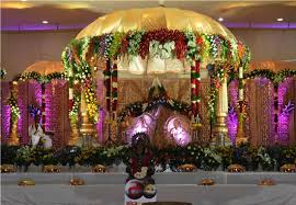 Home Decoration With Flowers Indian Wedding Stage Decoration With Flowers Decorative Flowers