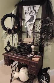 halloween home decor ideas 21 black and white decorating ideas for halloween party in vintage