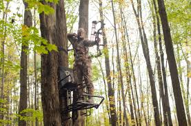 Hidden Hunter Blinds Spot And Stalk Tree Stand Or Ground Blind