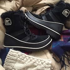sorel s tivoli ii winter boots size 9 31 sorel boots sorel tivoli ii suede boots from