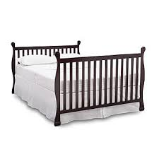 Convertible 4 In 1 Cribs Delta Children Riverside 4 In 1 Convertible Crib Chocolate