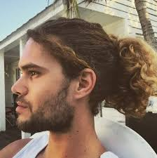 guy ponytail hairstyles 30 most popular ponytail hairstyles for men 2017