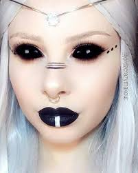 Fx Halloween Costumes 20 Scary Halloween Makeup Ideas Creepy Makeup