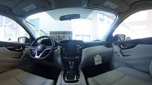 nissan qashqai interior 2017 nissan qashqai sv interior 360 view youtube