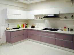 Sleek Modular Kitchen Designs by Lavender U0026 White Kitchen Bespoke Decor Sleek Modular Kitchens