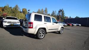 used jeep liberty 2008 2008 jeep liberty sport light graystone pearl coat 8w160305