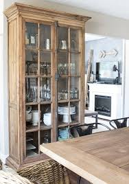 Dining Room Cupboards Top 25 Best Curio Cabinet Decor Ideas On Pinterest Curio Decor