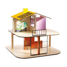 Color House by Color House Dolls House Djeco Toys And Hobbies Teen Children