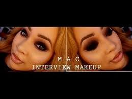 mac makeup application interview makeup vidalondon