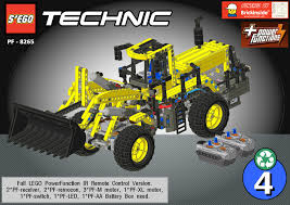 lego technic porsche engine technicbricks building instructions for 8265 motorization by