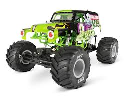 original bigfoot monster truck axial racing smt10 grave digger 4wd rtr monster truck axi90055