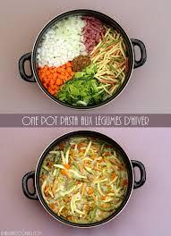 cuisiner les l馮umes d hiver one pot pasta aux légumes d hiver bacon et sauce moutarde