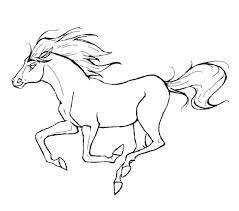 coloring pages horses coloring pages adresebitkisel