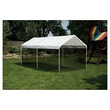 how many tables fit under a 10x20 tent shelter logic 10x20 canopy screen kit target