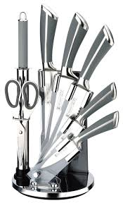 imperial collection 8 piece stainless steel kitchen cutlery knife