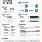attractive resume templates top 10 free resume templates for web