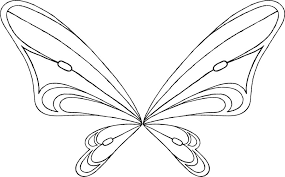 fairy wing coloring pages download print free