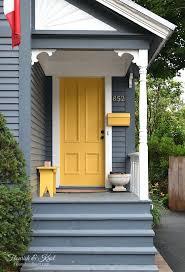 front doors chic statement front door for home ideas home door
