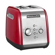 tostapane kitchenaid prezzo kitchenaid classic 5kmt221eer tostapane a 2 scomparti rosso