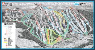 Mt Snow Trail Map Vancouver Island U0026 Mount Washington Alpine Resort Section 8