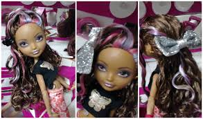 cute dolls and girls hairstyles how to make 10 different