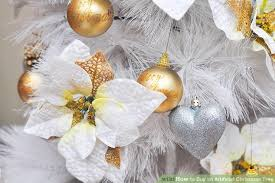 how to buy an artificial christmas tree 5 steps with pictures